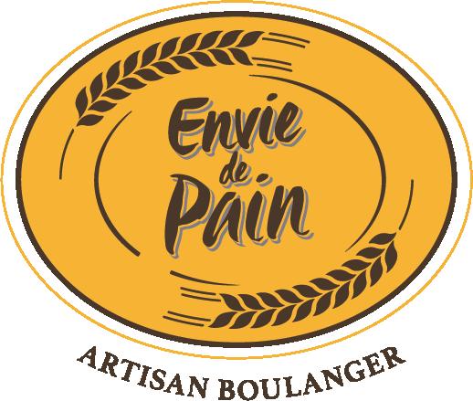 Envie de Pain Boulangerie Pâtisserie Traiteur Logo